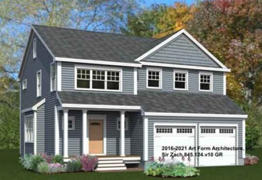 New Home for Sale: 67 High Street, Kennebunk